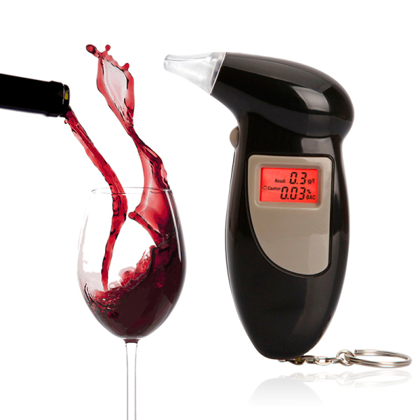 Máy Đo Nồng Độ Cồn Alcohol Tester
