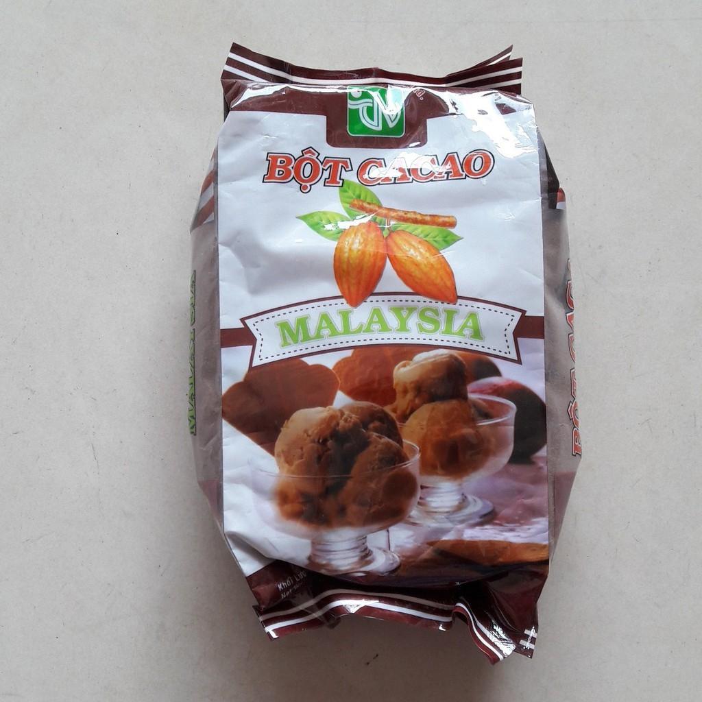 500g Bột ca cao ngọt Malaysia pha uống cực thích Nhật Bản