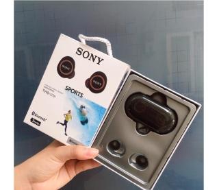 Tai nghe bluetooth không dây Sony D76 cao cấp 2020 Tự động kết nối - Chống ồn - Tai nghe thể thao kèm cốc sạc 500mAh Pin 3-4h thumbnail