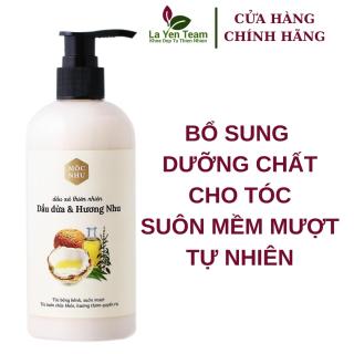 Dầu Xả Dầu Dừa Hương Nhu Mộc Nhu 300ml Nuôi Dưỡng Mái Tóc Suôn Mềm Mượt Mỗi Ngày thumbnail
