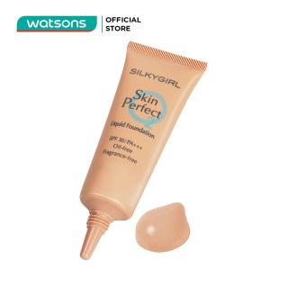 Kem Nền Chống Lão Hóa Silkygirl Skin Perfect Liquid Foundation 25ml thumbnail