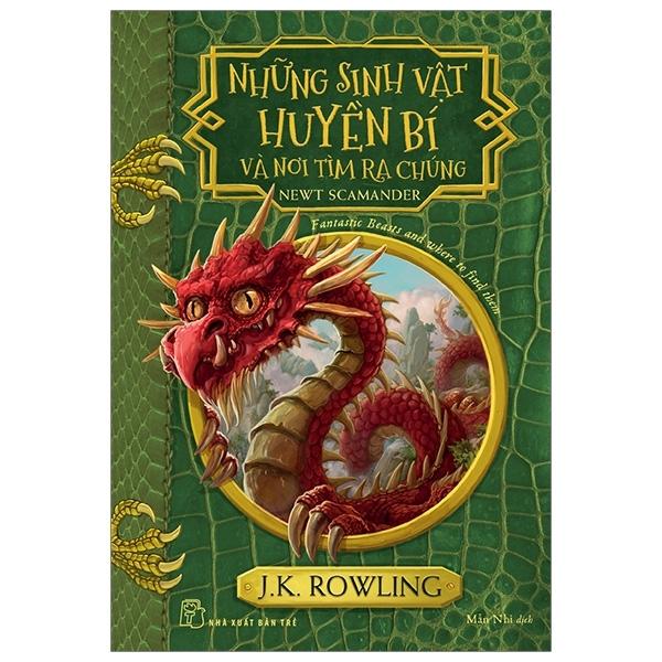 Mua Fahasa - Sinh Vật Huyền Bí Và Nơi Tìm Ra Chúng - Harry Potter Ngoại Truyện