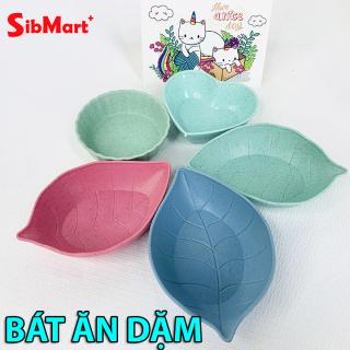 Bát Ăn Dặm Lúa Mạch Mini Cho Bé SS0007 - SIBMART thumbnail