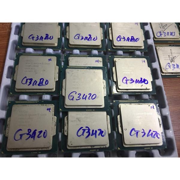 CPU intel G34203440 socket 1150 tặng bì keo tản nhiệt