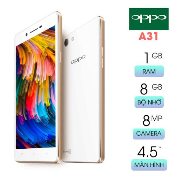 [RẺ VÔ ĐỊCH] Điện thoại cảm ứng Oppo A31 giá rẻ dưới 500k nghe gọi, xem phim, chơi game nhẹ mượt - Oppo A31 2 sim có wifi