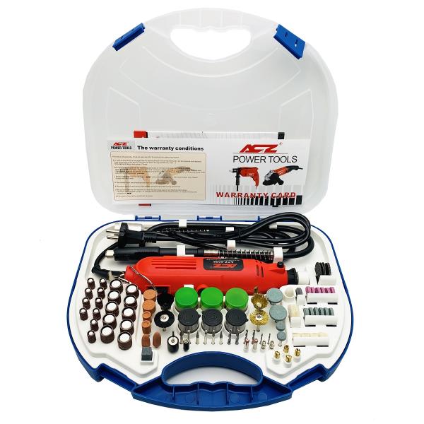 Máy khoan , máy mài khắc cầm tay mini - Máy khoan mài cắt khắc đa năng 6 tốc độ ACZ-6058