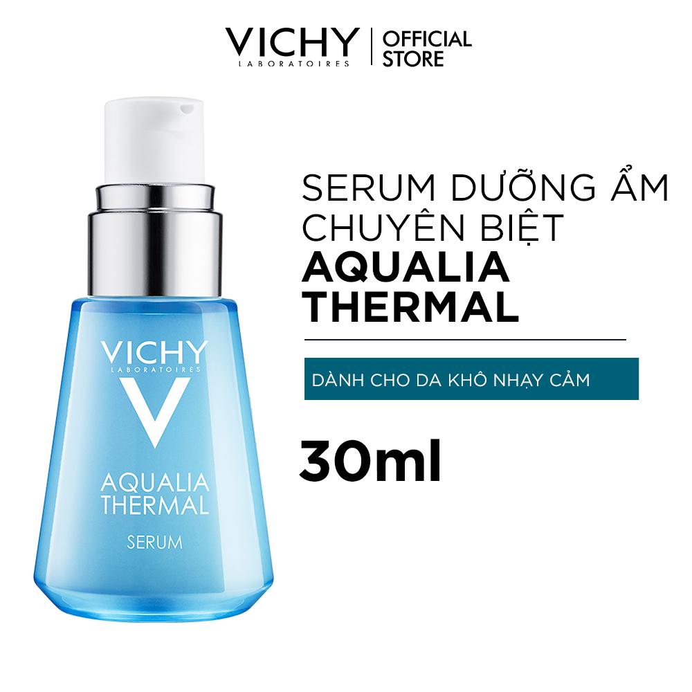 Tinh chất dưỡng ẩm Vichy Aqualia Thermal 30ML
