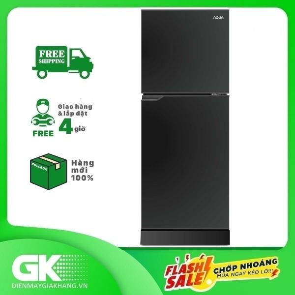 Bảng giá Tủ lạnh Aqua  130 lít AQR-T150FA BS, công nghệ làm lạnh đa chiều, kháng khuẩn, khử mùi với công nghệ Nano Fresh Ag+ - Bảo hành 24 tháng Điện máy Pico