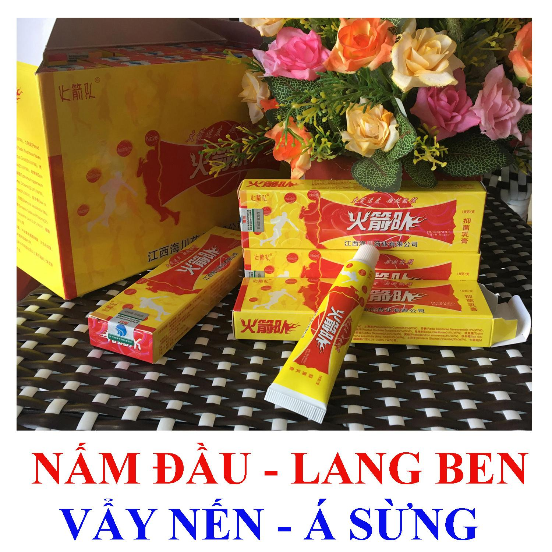 Kem bôi Nấm Đầu, Lang Ben, Vẩy Nến , Á sừng cao cấp