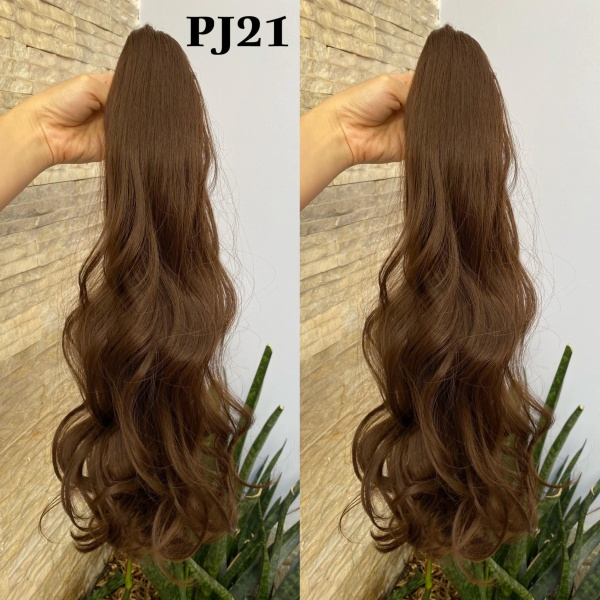 Ngoạm tóc giả 60cm cao cấp