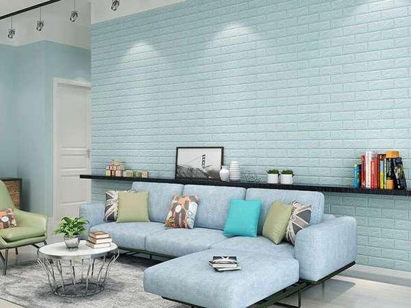 [RẺ VÔ ĐỊCH GIẢM TỚI 50%] Combo 10 tấm Xốp dán tường,  tấm Xốp Dán Tường 3D Giả Gạch Bóc Dán / Chịu lực, chống nước, chống ẩm mốc / 70x77cm