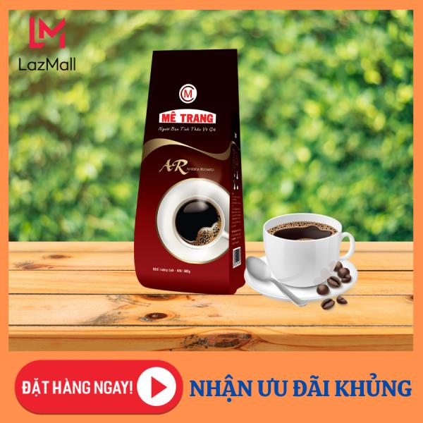 Cà Phê Arabica Robusta - Mê Trang - túi bột 500g - nguyên chất - pha phin