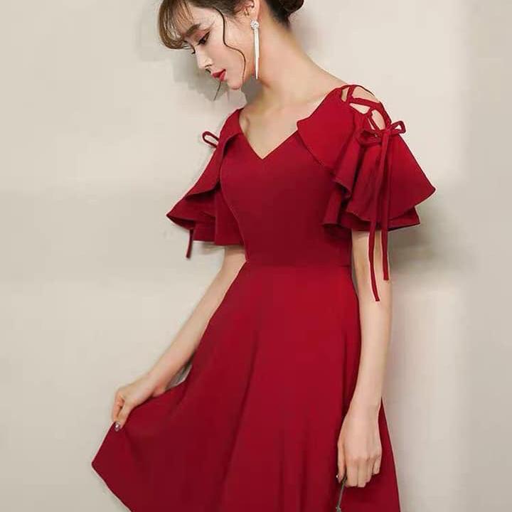 Đầm đan Dây Tay Big Size Bất Ngờ Giảm Giá