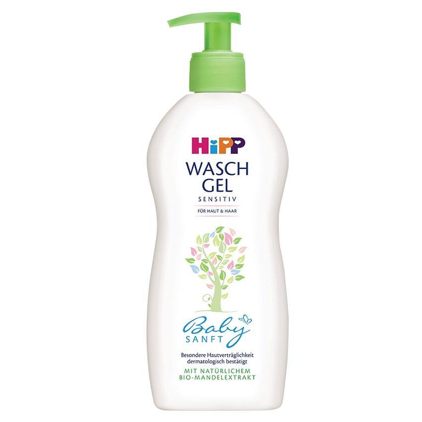 Mã Tiết Kiệm Để Mua Sắm Tắm Gội 2 Trong 1 HiPP Organic (400ml)