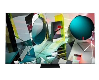 Smart Tivi QLED Samsung 8K 65 inch QA65Q950TS 2020 Hệ điều hành, Tizen OS Adaptive Picture Remote Access Tìm kiếm giọng nói bằng Tiếng Việt (Hỗ trợ trong Youtube), Trợ lí ảo Bixby Ambient Mode thumbnail