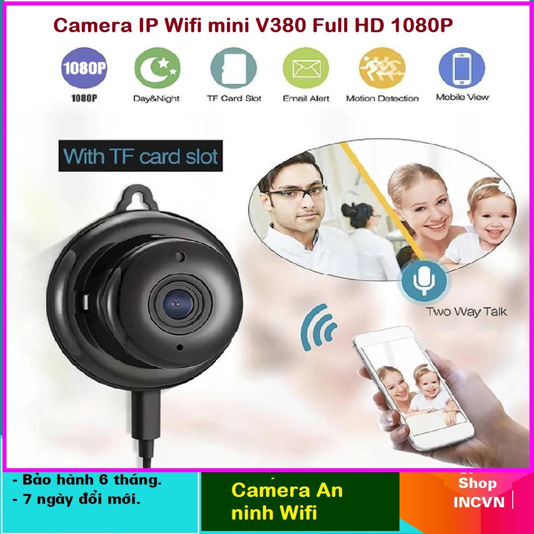 (Tất cả trong 1 sản phẩm) Camera IP Wifi mini E08 Pro Full HD 1080P, Camera Giám Sát Wifi Không Dây HD 1080P, Camera An Ninh IP HỒNG NGOẠI Nhìn Đêm, Camera QUAN SÁT Camera Mini