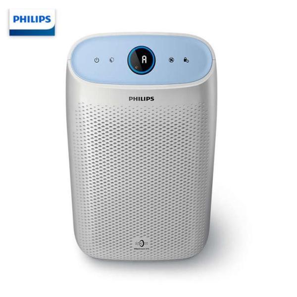 Máy lọc không khí cao cấp nhãn hiệu Philips AC1216/00 công suất 50W tích hợp cảm biến chất lượng không khí 4 màu ( Màu trắng)