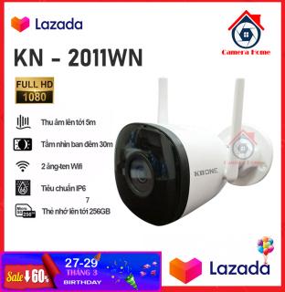 [GIÁ SỐC] Camera IP Wifi KBONE KN-2011WN 2.0MP Full HD 1080P - Hàng Chính Hãng - CAMERA HOME thumbnail