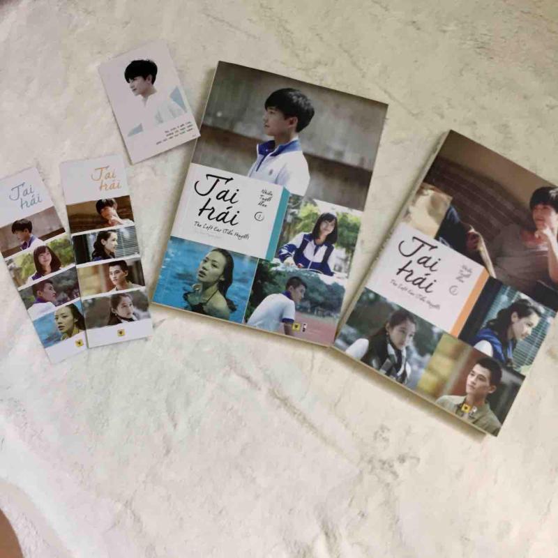 Mua Combo Tai trái tặng kèm bookmark và postcard