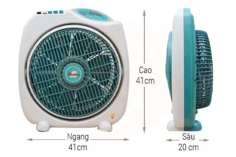 Quạt hộp Senko 3 tấc BD8860 ( Chuyển hướng điện )