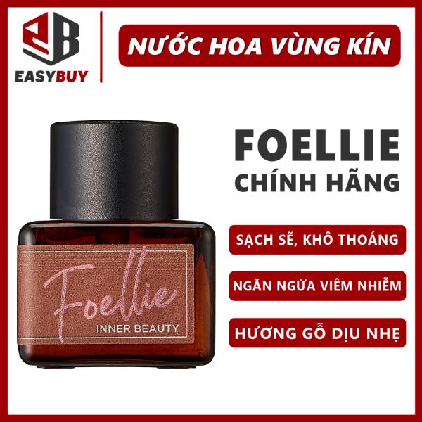 [HCM]Nước Hoa Vùng Kín ??FREESHIP?? Nước hoa Foellie Hàn Quốc chính hãng 5ml nhập khẩu