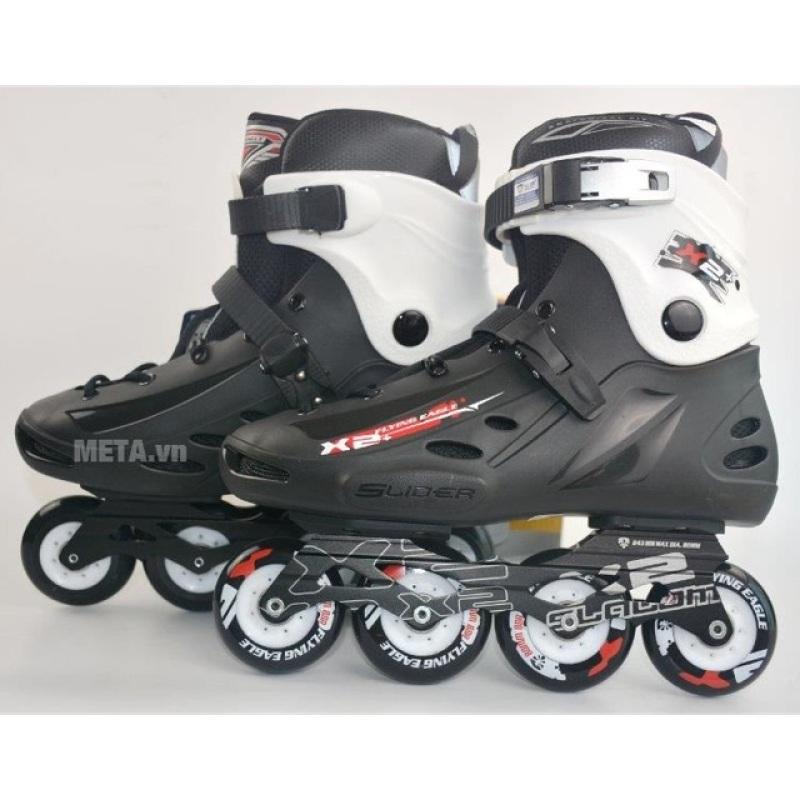Phân phối Pass giày trượt patin Flying Eagle X2 size 36 37
