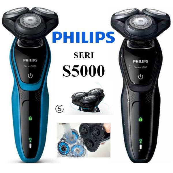 Bảng giá Máy cạo râu khô & ướt PHILIPS S5079 / S5077 / S5070 Điện máy Pico