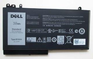Pin Cho Laptop Dell Latitude 12 5000 E5450 E5550 E5250 09P4D2 Dell Latitude 11 (3150, 3160) Series Mã Pin RYXXH Loại 38WH thumbnail