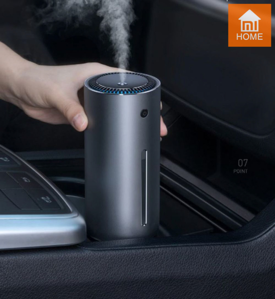 Máy phun sương tạo ẩm cho xe hơi Baseus