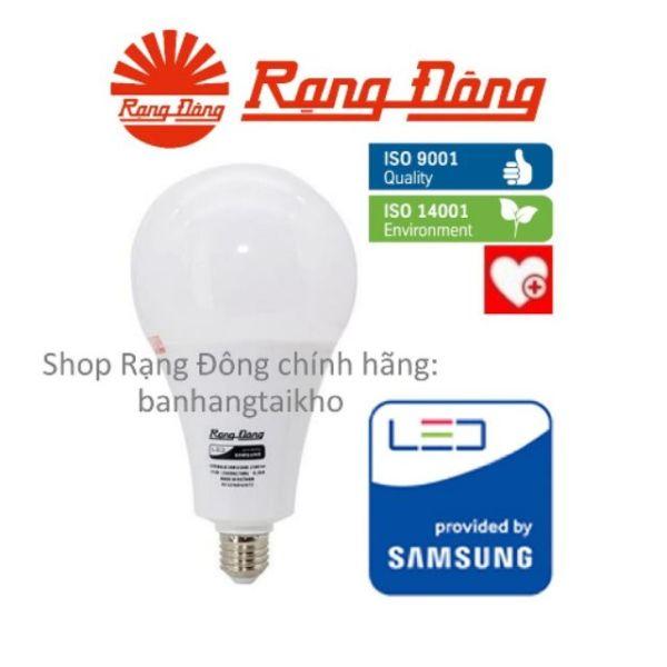 Bóng Đèn Led Bulb 30W Rạng Đông - Samsung Chipled