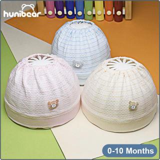 Mũ Lưỡi Trai Hở Đầu Mũ Trẻ Em Chất Liệu Cotton Nguyên Chất Nắp Van Halogen Sơ Sinh Thoáng Khí Mũ Lưỡi Trai