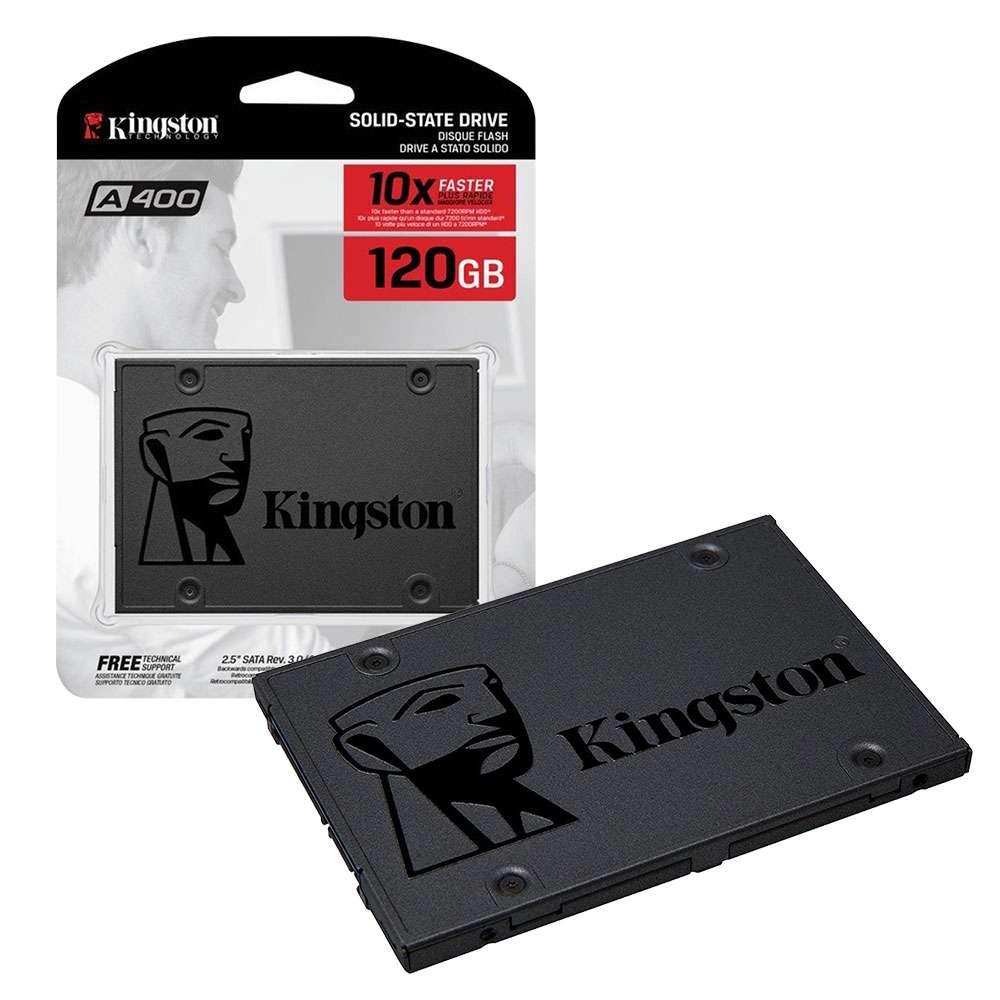 Ổ Cứng SSD Kingston A400 2.5 Inch SATA3 (120GB/240GB/480GB) Giá Cực Cool