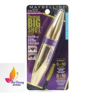 Mascara Maybelline Volum Express The Colossal Big Shot Waterproof thumbnail