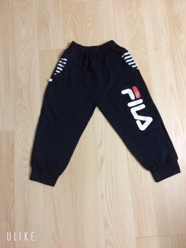 bộ 3 chiếc quần dài cho bé trai  4-5 tuổi cotton