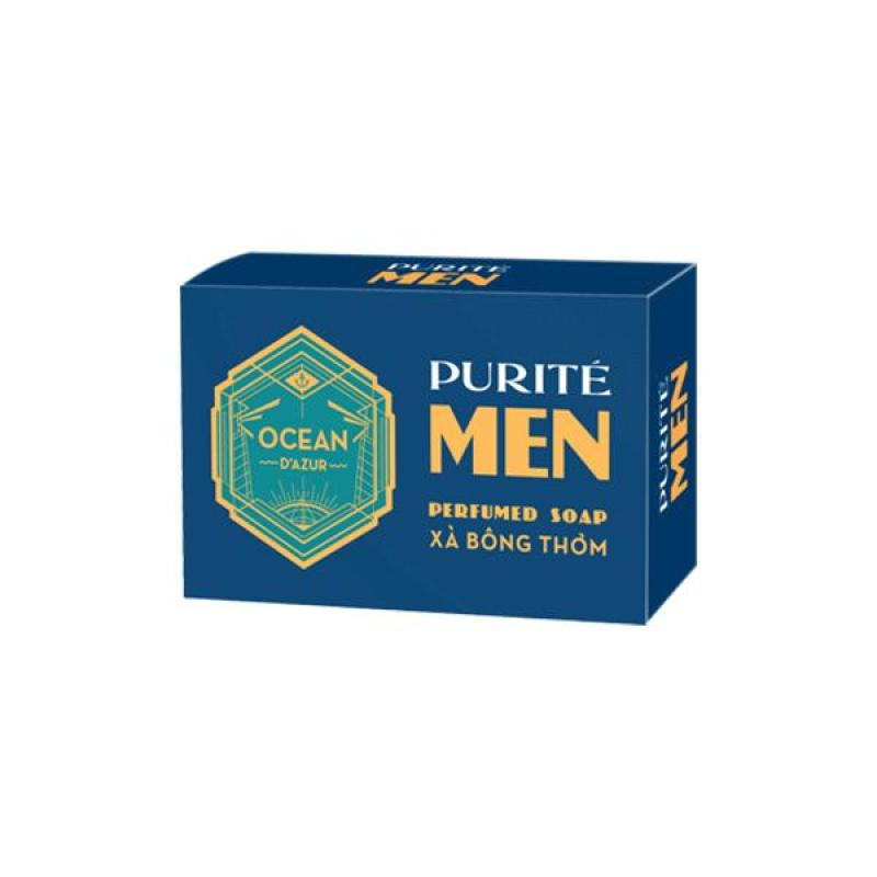 Xà bông Provence Purité Men Ocean D'azur hương biển nhập khẩu