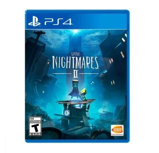 Đĩa game Little Nightmares II Ps4 thumbnail