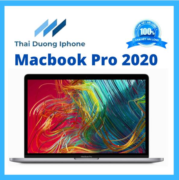Bảng giá [Trả góp 0%]Laptop Apple Macbook Pro 2020 13 inch with touch bar core i5 Phong Vũ