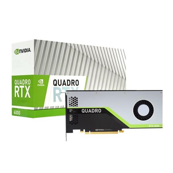 Bảng giá Card Màn Hình - Vga Card Leadtek Nvidia Quadro Rtx 4000 8Gb Gddr6 Phong Vũ