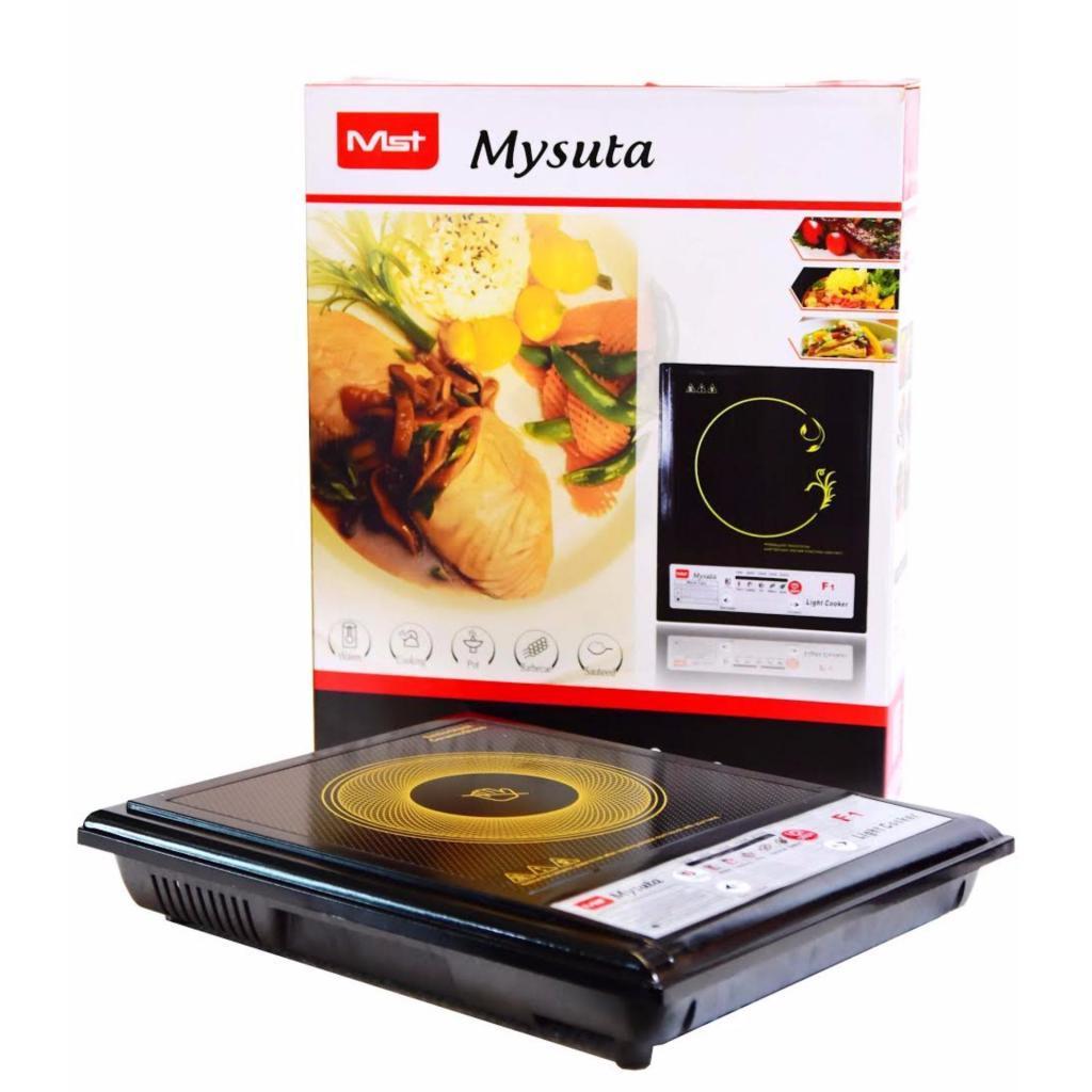 Bếp hồng ngoại Mysuta - Không kén nồi