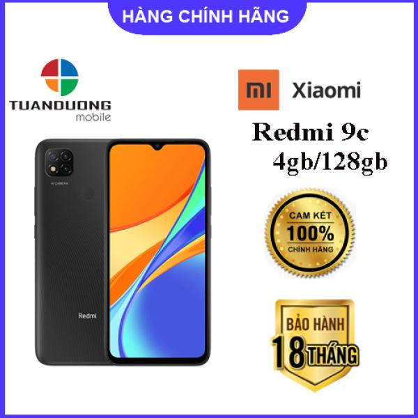 Điện thoại Xiaomi Redmi 9C (4GB/128GB) Hàng Chính Hãng Digiworl -  Bảo Hành Chính Hãng