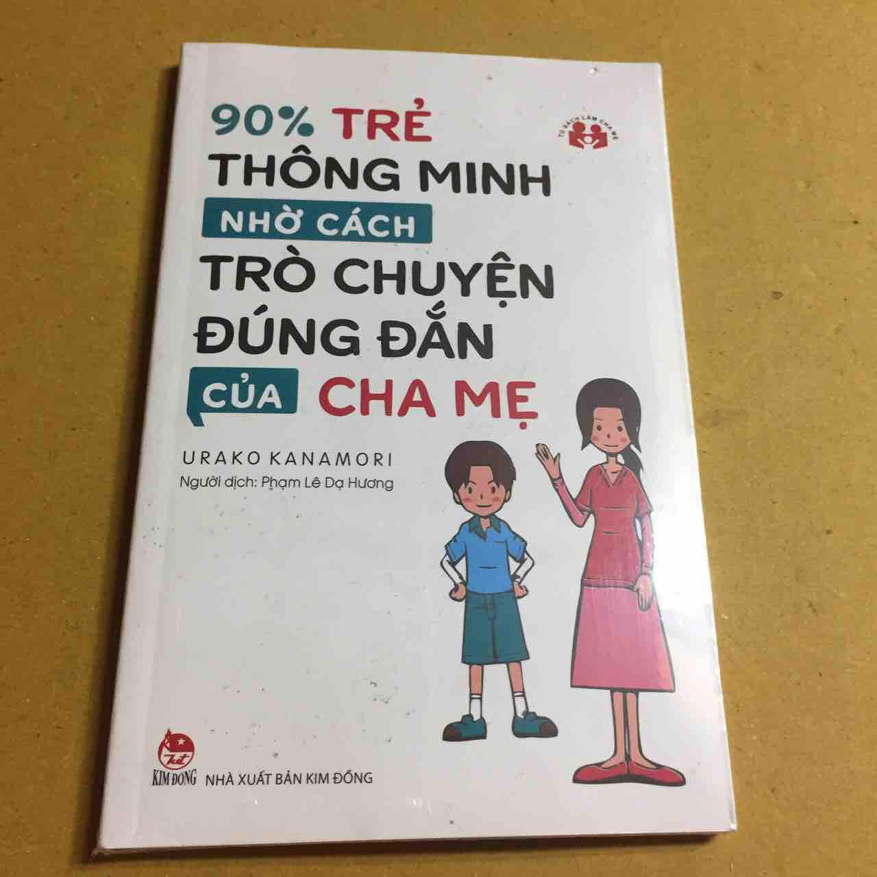 Deal Ưu Đãi 90% Trẻ Thông Minh Nhờ Cách Trò Chuyện Của Cha Mẹ