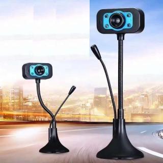 Webcam cho máy tính 720p HD Chân Cao Có Mic Có Đèn- (Tray) thumbnail
