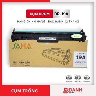 Cụm Drum Trống drum HP 19A - Dùng cho máy HP M101, 102 MFP M130 - SAHA thumbnail