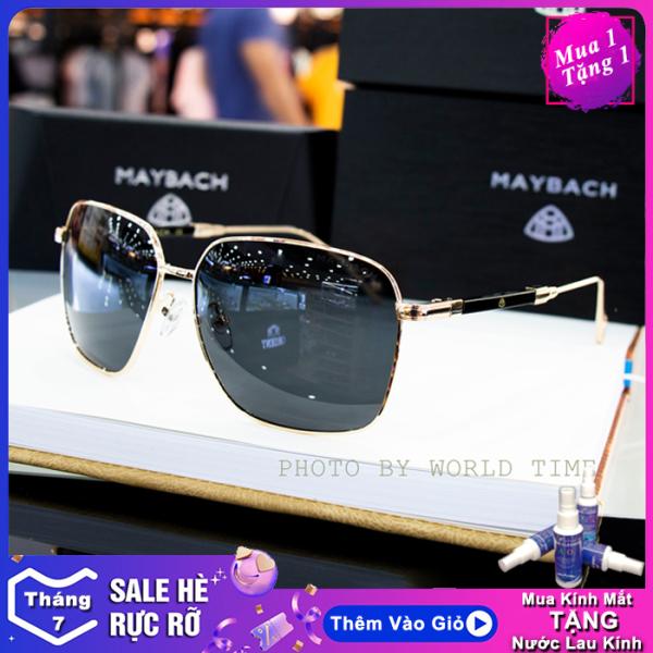 Mua Kính mát nam cao cấp Maybach M7979 full box, thẻ bảo hành 12 tháng, tròng Polarized, chống chói, chống loá, chống tia UV400