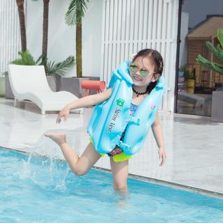 Đồ Bơi Bơm Hơi Cho Trẻ Em PVC Áo Phao Áo Phao Bộ Đồ Bơi Cho Bé Trai Và Bé Trai Tăng Cường Bộ Đồ Tập Luyện An Toàn Cho Trẻ Em