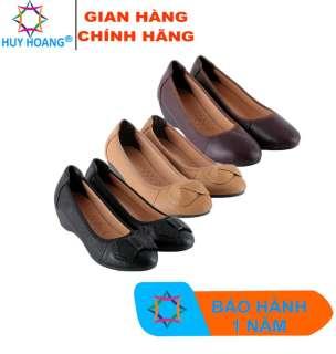 Giày nữ da bò Huy Hoàng 3 phân nhiều màu HK7938-39-40