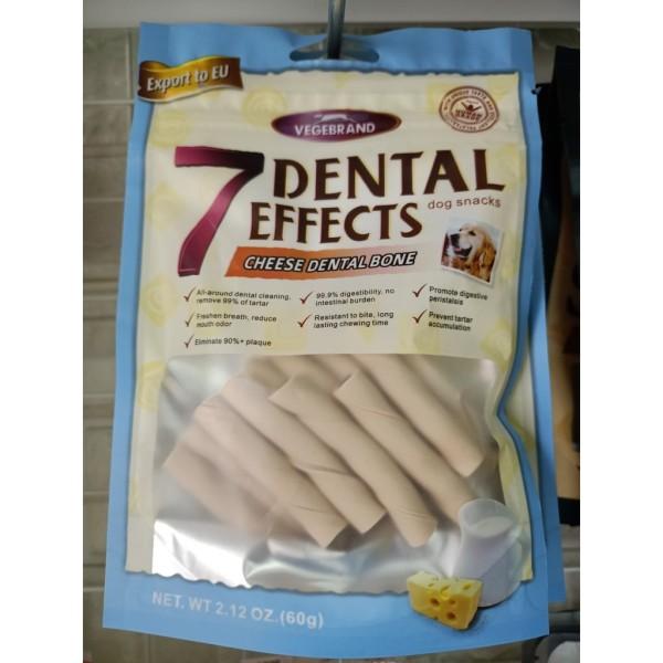 Bánh thưởng cho chó - 7 Dental Effects 60G