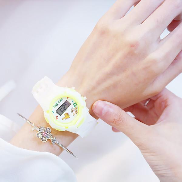 Nơi bán Đồng hồ điện tử cho trẻ em Candycat dây cao su