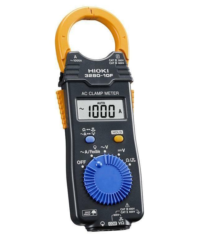 Ampe kìm AC Hioki 3280-10F (1000A)