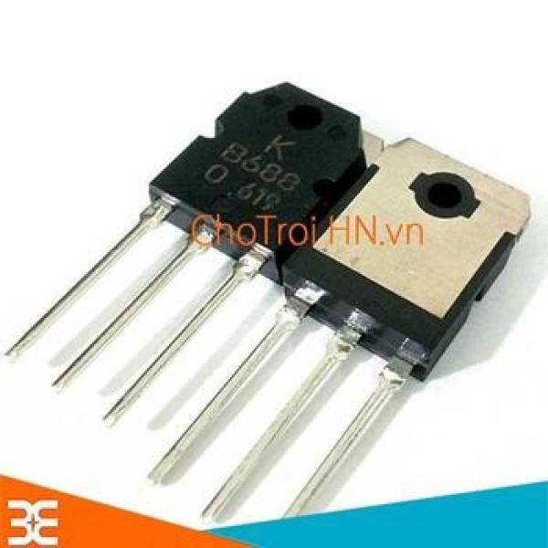 Transistor B688 TO-247 PNP 8A 120V